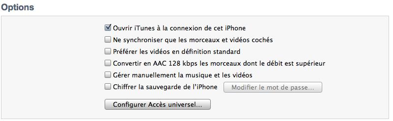 Plus de musique sur l'iPad