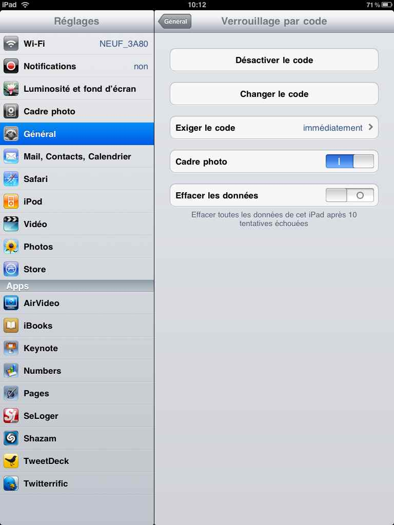 how to find passwords on ipad